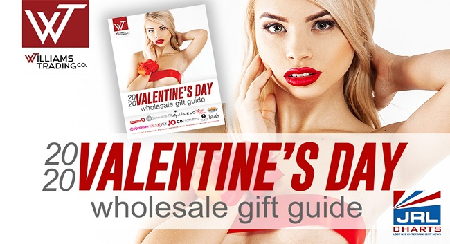 Expanded 2020 Valentine's Day Essentials Catalog at WTC