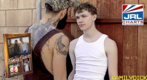 bareback gay porn - Family Dick 15 Official Trailer and Ship Date
