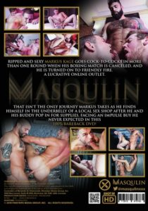 bareback gay porn - First Time-Markus Kage DVD