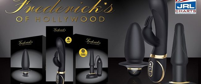 new anal toys - Frederick's of Hollywood Toys ships 3 new items at Xgen