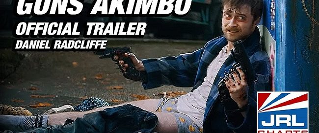coming soon movies - Guns Akimbo - Daniel Radcliffe is back in Action Comedy