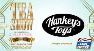 transgender erotic awards 2020 - Hankey's Toys named TEAs Awards Platinum Plus Sponsor