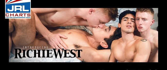 free gay porn - Introducing Richie West co-starring Ashton Summers