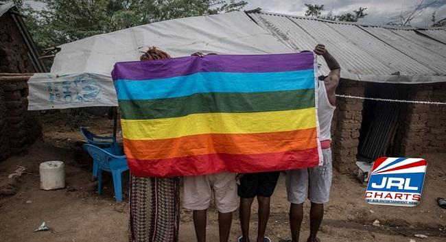 African-LGBT Refugees - Kenya LGBT refugees ask UN for shelter after camp attacks