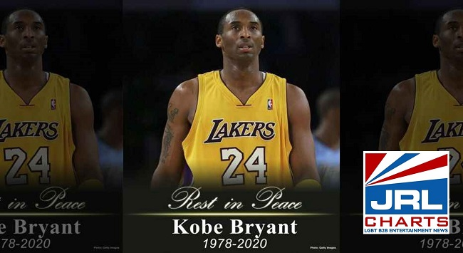 Sports News - Kobe Bryant Killed in Helicopter Crash in Calabasas