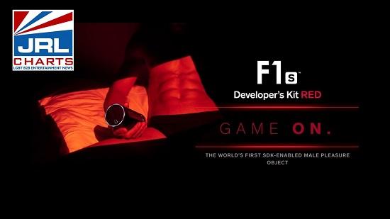 new male sex toys - LELO-F1s-Developer's Kit RED-Eldorado-Trading-Company