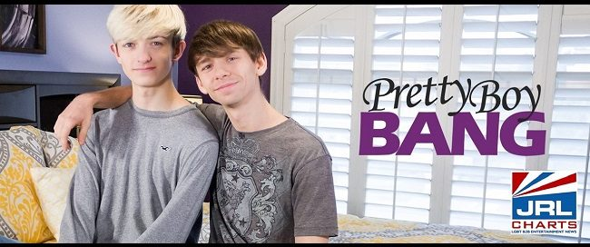gay twinks - Pretty Boy Bang - Caleb Gray breaks in Aaron Roberts
