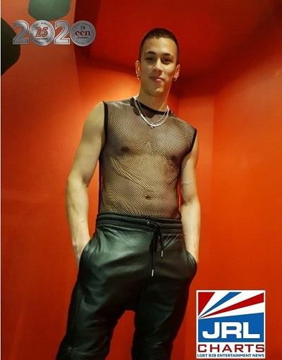 gay bdsm gear - Prowler RED Outfit - East-Coast News