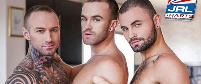 free gay porn - Raw Anal Sluts DVD - Dylan James-Jeffrey Lloy-Jackson Radiz