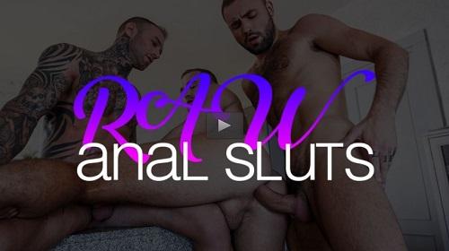 free gay porn - Raw Anal Sluts gay porn trailer - Lucas Entertainment