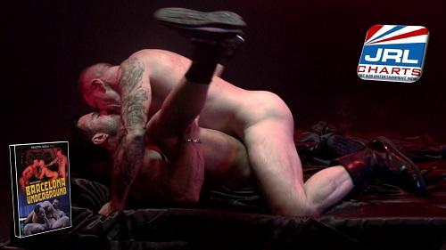 bareback gay porn - Rocco Steele's Barcelona Underground gay-bareback-porn-Dragon-Media