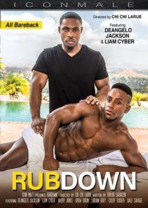 gay porn - Rubdown DVD - Icon Male Studios