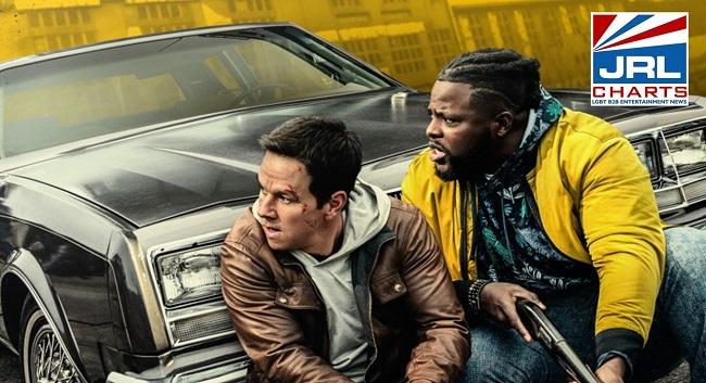 Netflix Originals - Spenser Confidential - Mark Wahlberg
