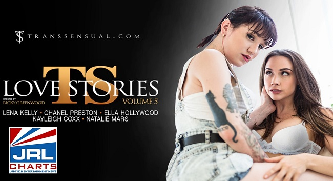 Trannsensual Films - TS Love Stories 5