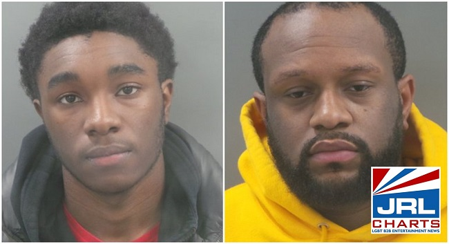 Two men charged in adult store armed robbery in St. Louis