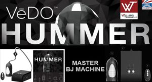 new male sex toys - VēDO™ Platinum Hummer Blow Job Machine ships at WTC