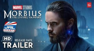 Jared Leto as MORBIUS in Official Teaser Trailer