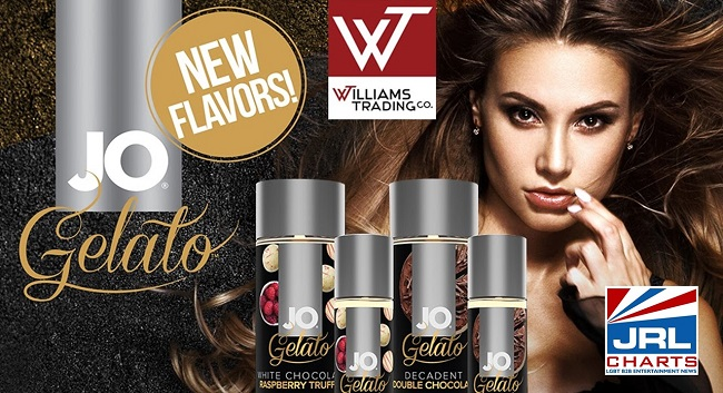 Williams Trading adds two new System JO Gelato Flavors