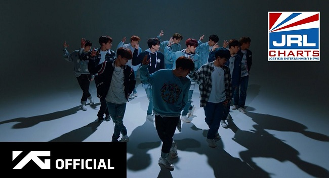 Kpop New Music - YG TREASURE Going Crazy Video debuts with 2 Million Views