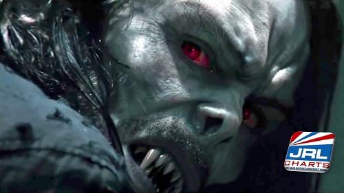 Morbius official teaser trailer