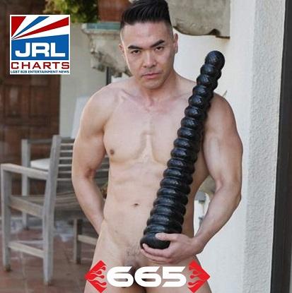 665-Deep'r Stack Dildo