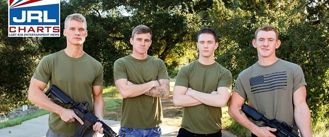 str8gayporn - Active Duty - Watch Phoenix River, Ryan Jordan, Blake Effortley & Logan Lane