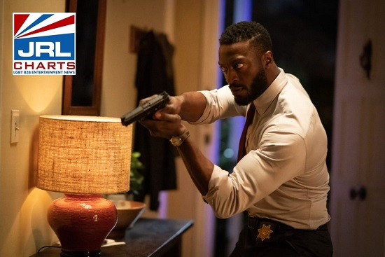 coming soon movies - Aldis Hodge in The Invisible Man (2020)