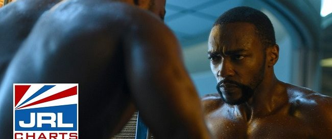 Altered Carbon Season 2 - Anthony Mackie Teaser Drops