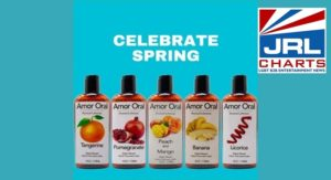 Amor Oral Lubricants Unveil New Tropical Fruity Flavors