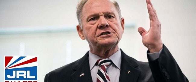 Anti-Gay Roy Moore in New Race-same Homophobic Talk