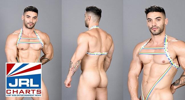 Arad WinWin models Trophy Boy Pride C-Ring Harness