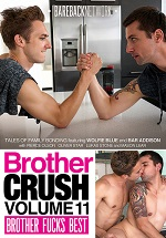 free gay porn - Brother Crush 11 DVD