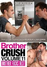 free gay porn - Brother Crush 11 DVD
