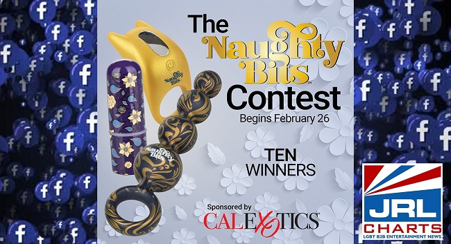 CalExotics & Eldorado Launch Naughty Bits Facebook Contest