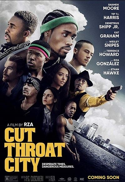 movie trailers - coming soon - Cut Throat City