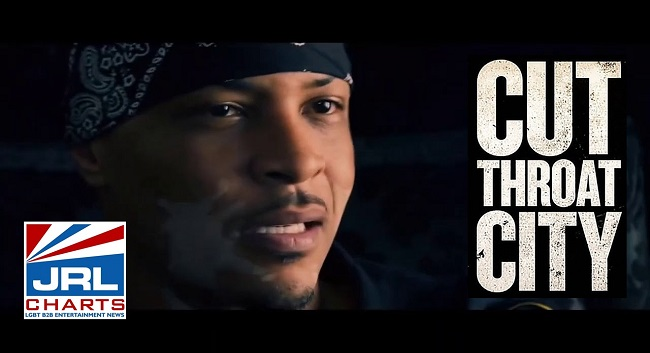 movie trailers coming soon - Cut Throat City - T.I., Wesley Snipes, Terrence Howard