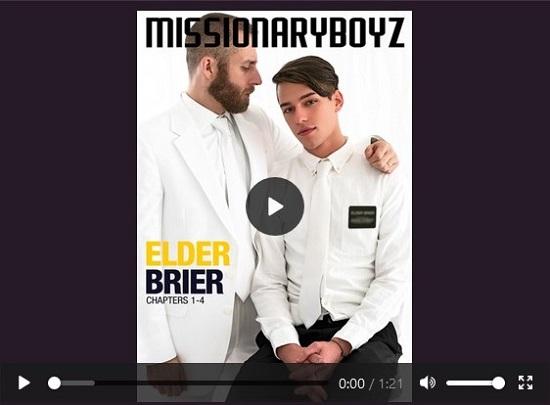 free gay porn - Elder Brier Chapters 1-4