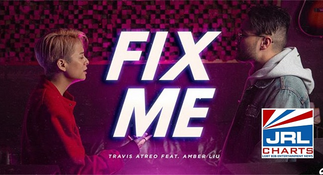 Fix Me - Travis Atreo feat Amber Liu Is Here [Watch]