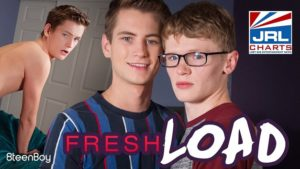 8teenboy gay porn - Fresh Load-8teenBoy-TrevorHarris-JimmyAndrews-bareback