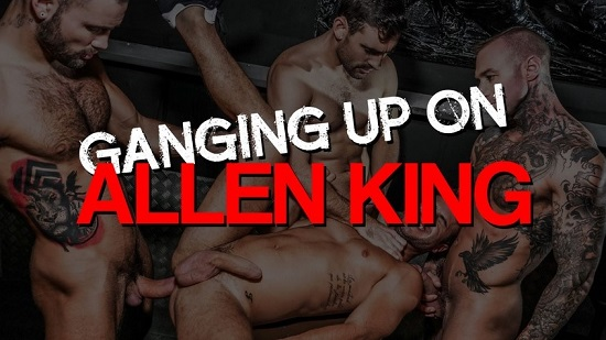 Ganging Up On Allen King-Official-Trailer-Lucas-Entertainment