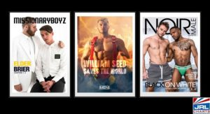 Gay Adult Film New Releases - February 6, 2020