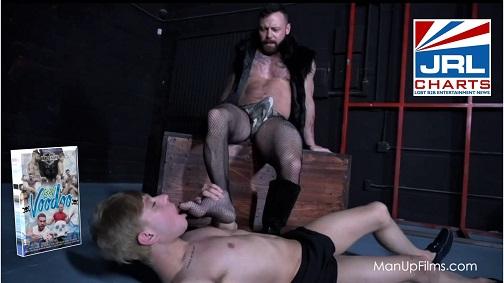 Gay-Voodoo-Daniel Hausser-Sergeant Miles-Lance-Hart-Studios