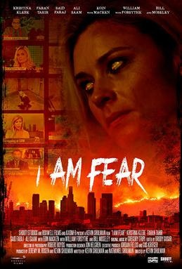 I AM FEAR (2020) Shout Factory-Poster