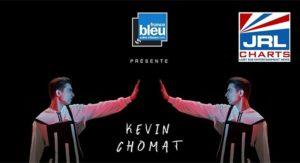 Kevin Chomat - Loin De Toi debuts #1 LGBTQ Music Chart