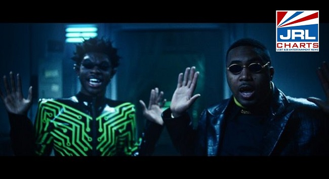 Lil Nas X - RODEO- Video ft. Nas Debuts with 6 Million Views