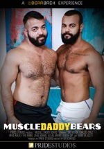 gay porn new releases - Muscle Daddy Bears DVD