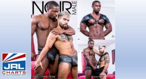 Noir Male bareback porn - Noir Male Announce 100% Bareback Content Launch