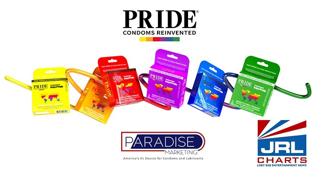 Pride Condom Reinvented - Paradise Marketing