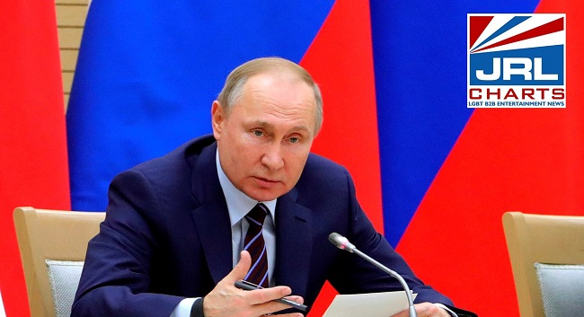 Russia Politics - President Putin rules out Russia Legalizing Gay Marriage-JRL-CHARTS