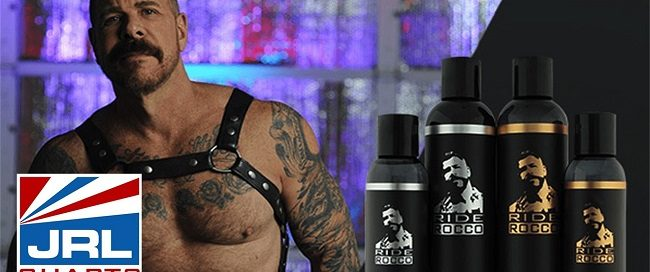 Rocco Steele unveils Ride Rocco Lubricants by Sliquid